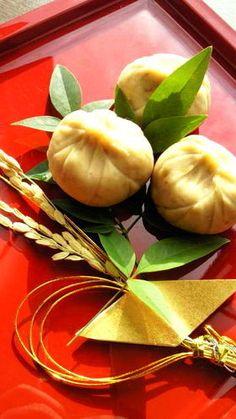 栗きんとん♪中津川有名老舗店の味 Japanese Food, Onion, Cake Recipes, Food And Drink, Sweets, Vegetables, Desserts, Cakes, Sweet
