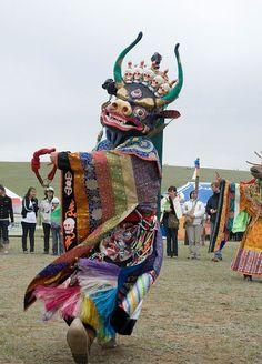 Naadam Festival - Mongolia