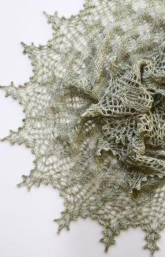 pamelatutu:    Pattern:Cloud Illusionsby Boo Knits/ knitted bymshoneybee