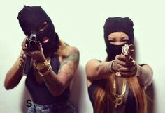 squad pictures of girls gangsta - Google Search