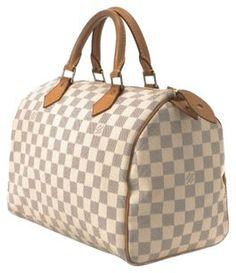 e9ee238f88fd Louis Vuitton Satchel in White  649