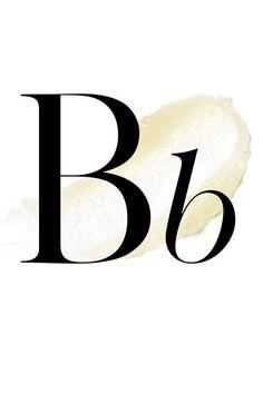 Skincare Alphabet: B Is For BHA