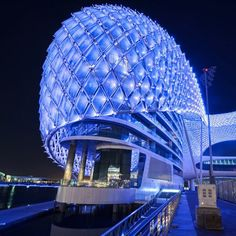 Yas Marina Hotel, Abu Dhabi