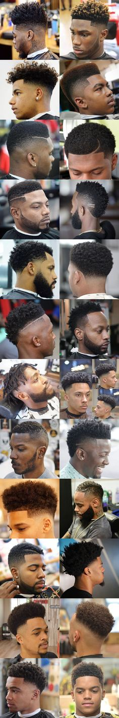 Black Men Haircuts Styles Chart Frodofullring