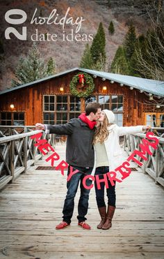 20 holiday date ideas