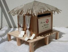 wedding table for gifts and cards Money Box Wedding, Wedding Gifts For Guests, Card Box Wedding, Wedding Guest Book, Wedding Table, Wedding Rustic, Wedding Signs, Wedding Ideas, Gift Card Boxes