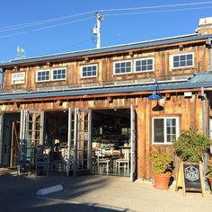 The Barn Restaurant in Half Moon Bay, California