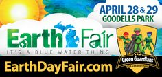 Enjoy a wide variety of fun and informative activities from indoor and outdoor exhibits from leading local experts at Earth Fair April 28th & 29th.