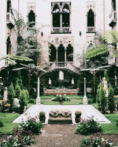 Boston's gorgeous Isabella Stewart Gardner Museum. Get our new app for free via Spot.com to find more special places.