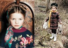 Kenzo Kids Fashion Fall Winter Collection