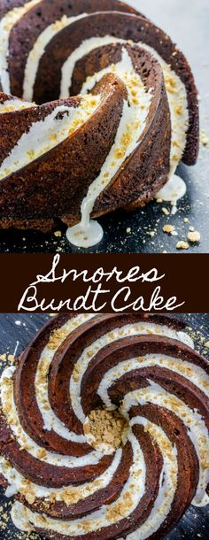 Thank you to Nordic Ware for sponsoring this post. All opinions are mine and mine alone. The classic campfire treat turns into a cake with this S'mores Bundt Cake. A fun and delicious treat to enjoy while putting a spin on a traditional fave. Can you believe that it is[Read more]