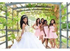 A few pointers to help you select the right Quinceanera damas for your court: - See more at: http://www.quinceanera.com/planning/take-the-stress-out-of-your-dama-selection-process-with-these-tips/#sthash.loLEYEch.dpuf