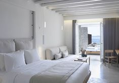 Paradise found: Bill & Coo's latest utopia brings peaceful seclusion to the party island of Mykonos...