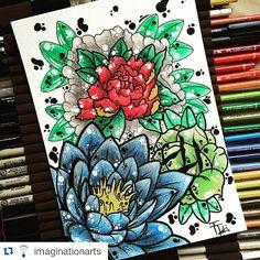 Inspiração pro fim de semana  #artedecolorir #vidacomcor #livrosdecolorir #coloringbook #arteterapia #relax #curtindoavidapintando #amo #art #cordeamor #coloringbook #jardimsecretolovers #jardimsecreto #florestaencantada #lapisdecor #desenho #Repost @imaginationarts ・・・ Work by @thetwistedflower  _