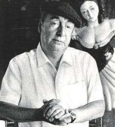 Pablo Neruda was the pen name and, later, legal name of the Chilean poet and politician Neftalí Ricardo Reyes Basoalto. He chose his pen name after Czech poet Jan Neruda. Pablo Neruda, Dante Alighieri, William Blake, Writers And Poets, Portraits, Playwright, Reading, Chile, Famous People