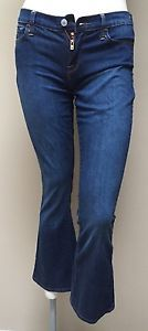 *LUCKY BRAND* Women's Sofia Boot Ankle Medium Wash Regular Blue Jeans 4 Or 27