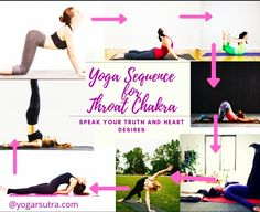 Yoga sequence for Throat Chakra flow chart Fish Pose, Yoga Youtube, International Yoga Day, Yoga For Back Pain, How To Improve Relationship, Cool Yoga Poses, Throat Chakra, Chakra Meditation, Yoga Sequences