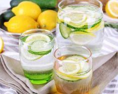 Eau concombre et citron à calories négatives : http://www.fourchette-et-bikini.fr/recettes/recettes-minceur/eau-concombre-et-citron-calories-negatives.html
