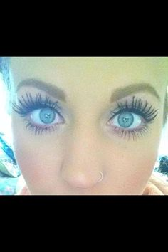 Now hows that for crazy long lashes. This mascara is so easy to sell, I never have to step out of my home to work again. Ask me how you can make money selling 3D mascara to all your friends and family