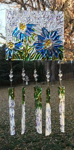 Decoración en vidrio