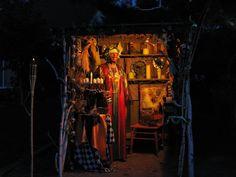 voodoo swamp Halloween