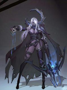 Cg hub characters character design, fantasy art и dark elf. Dark Fantasy Art, Fantasy Women, Fantasy Girl, Fantasy Artwork, Dnd Characters, Fantasy Characters, Female Characters, Anime Angel, Art Manga