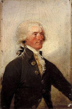 Thomas Jefferson by John Trumbull 1788