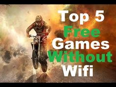 No Wifi No Problem Games