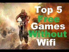 No Wifi No Problem Games