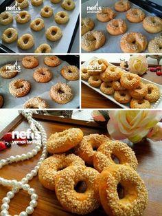 Kıyır Kıyır Simit Tarifi nasıl yapılır? 1.455 kişinin defterindeki Kıyır Kıyır Simit Tarifi'nin resimli anlatımı ve deneyenlerin fotoğrafları burada. Yazar: Mutfak Gülü Baking Recipes, Snack Recipes, Snacks, Types Of Food, Recipe Box, Doughnut, Food And Drink, Sweets, Cookies