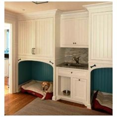 Laundry Room Design Ideas, Pictures, Remodels and Decor   dog den:)