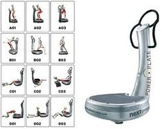 1000 images about powerplate workout on pinterest plates exercise and increase flexibility. Black Bedroom Furniture Sets. Home Design Ideas