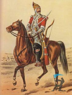 Circassians Cherkess Adyghe Cavalry