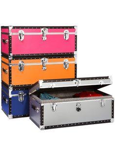 college storage tips | College Storage Tips - Creative Dorm Room Storage - Seventeen