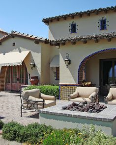 Mediterranean Patio - Found on Zillow Digs