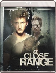 At Close Range - Blu-Ray (Twilight Time Ltd. Region A) Release Date: September 8, 2015 (Screen Archives Entertainment U.S.)