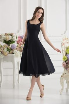 Never miss the chance to get the best mother of the groom tea length dresses,purple mother of the bride dressesand wedding outfits for mothers on DHgate.com. The cheap scoop mother of the bride dresses a line tea length chiffon short prom gown elegant wedding guest dresses black dresses for groom mother is for sale in graceful_ladies and buy it now!