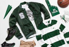 Michigan Spartans Collection