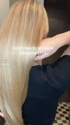 Hair Tips Video, Hair Videos, Hair Growing Tips, Grow Hair, Curly Hair Tips, Curly Hair Styles, Hair Care Tips, Diy Hair Treatment, Hair Styler