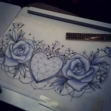 Possible chest piece - Tattoos - Tatoo Ideen Cool Chest Tattoos, Chest Tattoos For Women, Chest Piece Tattoos, Pieces Tattoo, Body Art Tattoos, New Tattoos, Sleeve Tattoos, Cool Tattoos, Tattoo Art