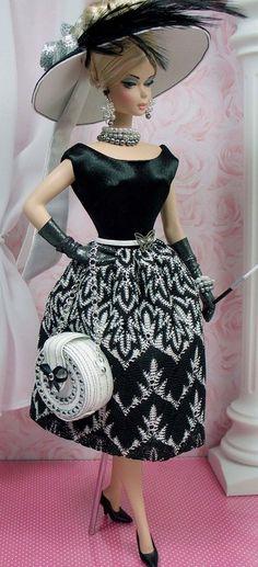 Barbie Silkstone party