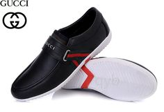 Mens Casual Fashion 2012 | Gucci 2012 new GUCCI men's fashion casual board shoes Mens Clothes ...