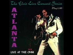 Elvis Presley: Live At The Omni: May 2nd 1975 Full Album