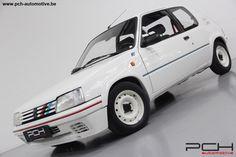 Peugeot 205 1.3 Rallye: 19.999€ - Wöchentliche Videos über außergewöhnliche Automobile sowie Berichte von automobilen Veranstaltungen | Weekly videos about extraordinary cars as well as car-event coverage. http://youtube.com/steffeningwersen