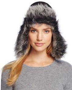 UGG� Shearling Sheepskin Trapper Hat