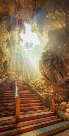 Batu Caves Temple complex . Kuala Lumpur, Malaysia