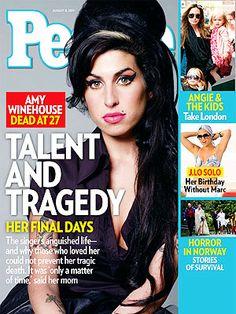 Amy Winehouse / People Magazine