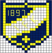 Viiriäisenpesä: Tappara on terästä - tai vaikka villaa Knitting Charts, Knitting Patterns Free, Free Knitting, Knitting Ideas, Wool Socks, Superhero Logos, Logo Branding, Cross Stitch, Perler Beads