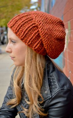 98550f63f72 34 Best Slouchy Beanies images