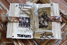 Altered art -My treasure